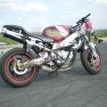 Honda CBR F3 stunt