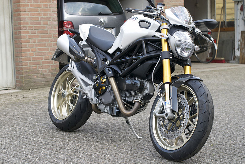 Ducati Monster 1100 - Stefan Eissing