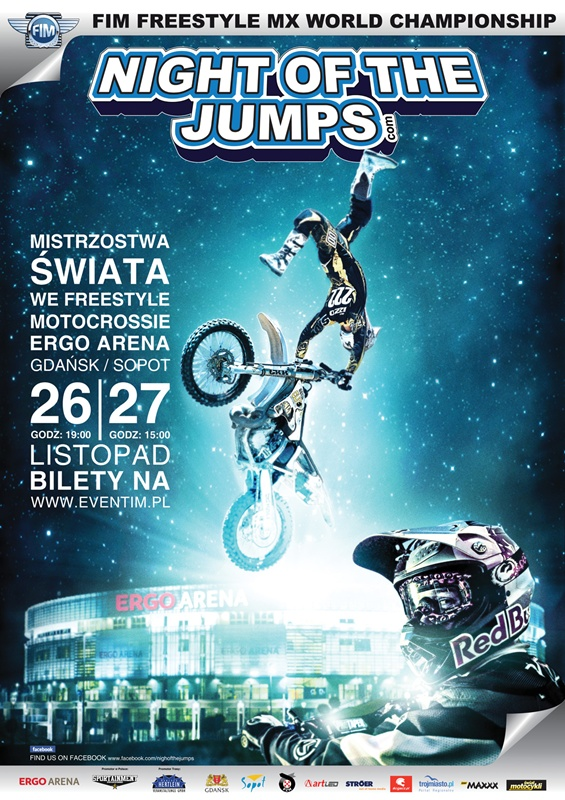 night of the jump FMX